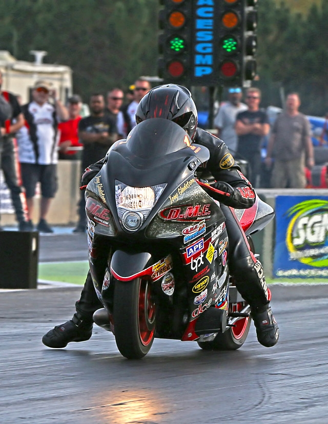 Racers Covered By Motorcycle Drag Racing Events
